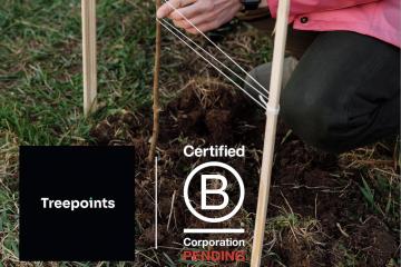 Treepoints becomes a B Corp